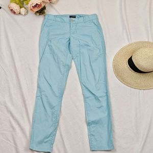 The Limited Light Blue Pants Size 0